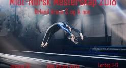 Midt-Norsk mesterskap i ny Arena